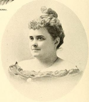 Tallulah James Brockman, wife of John Hollis Bankhead. (The Washington Sketch Book, Ida Hinman, Wikipedia)