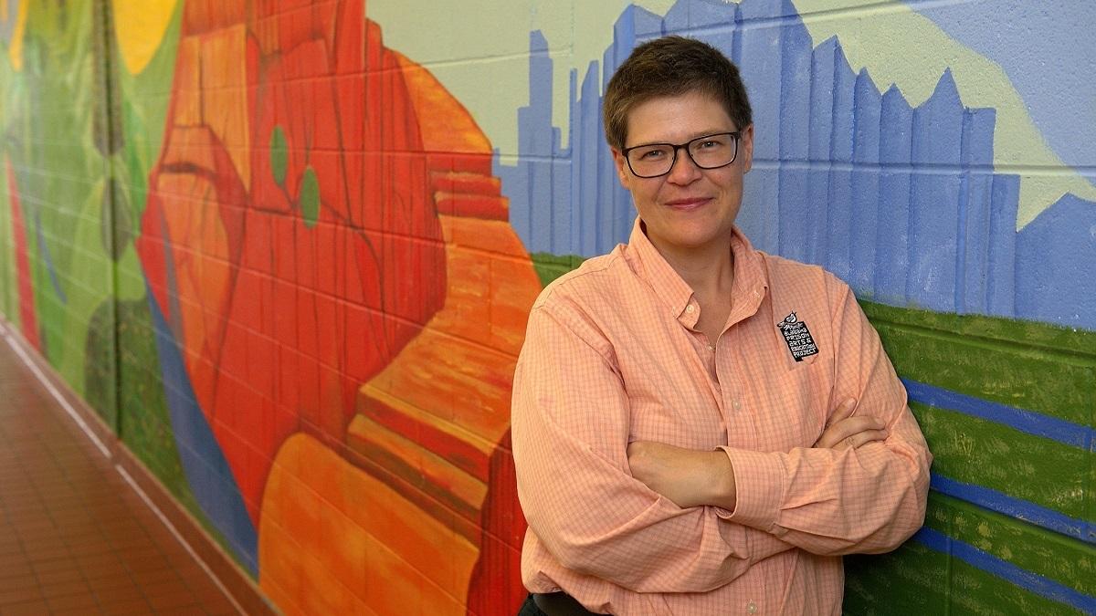 Auburn University's Kyes Stevens honored for prison education program that changes lives