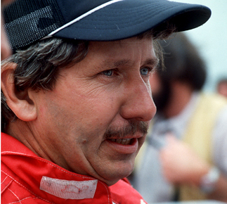 Ensley native Neil Bonnett (1946-1994) was a member of the Alabama Gang, popular NASCAR drivers based out of Hueytown, Jefferson County, that included the Allison brothers. Bonnett won 18 NASCAR events before dying during a practice session at Daytona International Speedway. (From Encyclopedia of Alabama, courtesy of the Birmingham News)