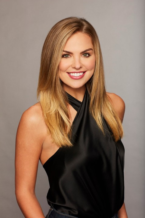 "Hannah Brown stars in ABC's ""The Bachelorette"" after making an impression on ""The Bachelor."" (Craig Sjodin/ABC)"