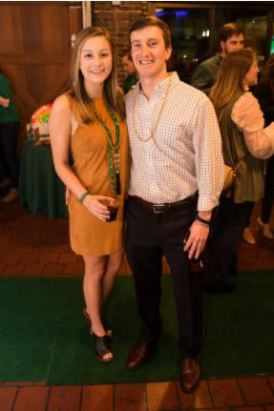 Arrive in style by walking down the Shamrock Shindig green carpet. (Contributed)