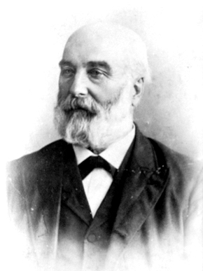 Isaac Taylor Tichenor was the pastor at First Baptist Church in Montgomery for many years in the mid-19th century before becoming president of the Agricultural and Mechanical College of Alabama (now Auburn University) in Lee County in 1872. (From Encyclopedia of Alabama, courtesy of Alabama Department of Archives and History)