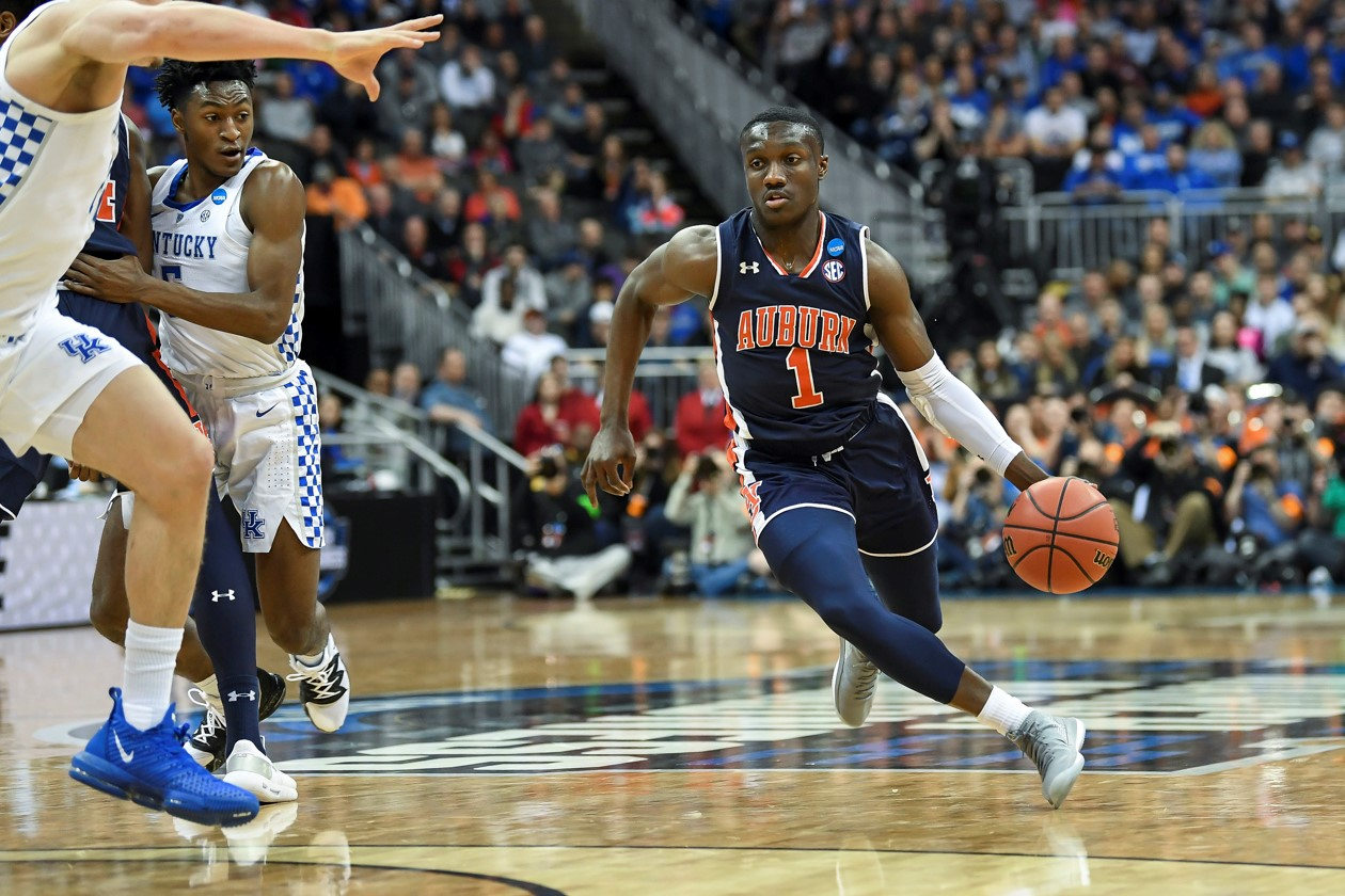 Auburn Basketball Heading To Final Four For First Time