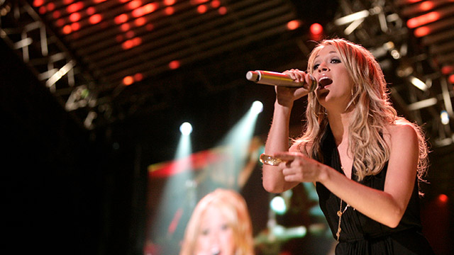 "Follow Carrie Underwood's ""Cry Pretty Tour"" in Can't Miss Alabama"