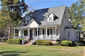 The Eufaula Pilgrimage features a number of classic Alabama homes such as the Copely-Mottley House. (contributed)