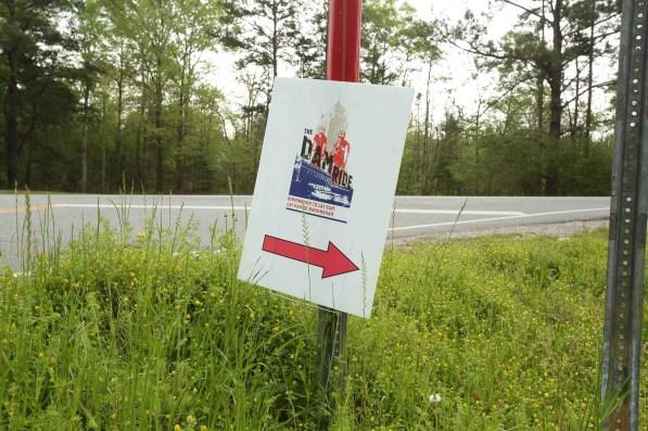 This year's Dam Ride was the fourth. (Meg McKinney/Alabama NewsCenter)