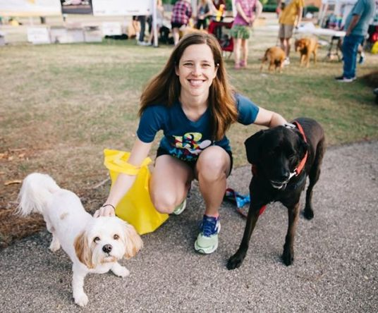 The Mutt Strut is fun for pet owners and pooches. (Contributed)