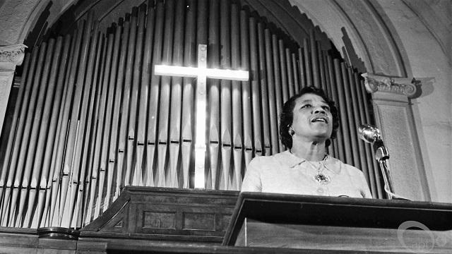 Alabama Legacy Moment: Amelia Boynton Robinson