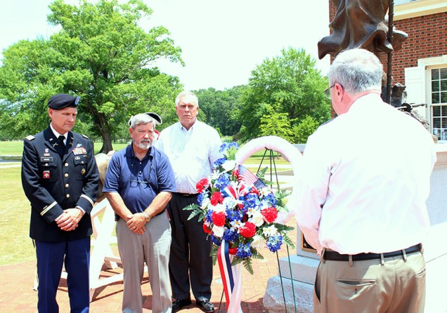 Join the American Village on Memorial Day for free family-friendly activities and tributes to veterans. (Contributed)