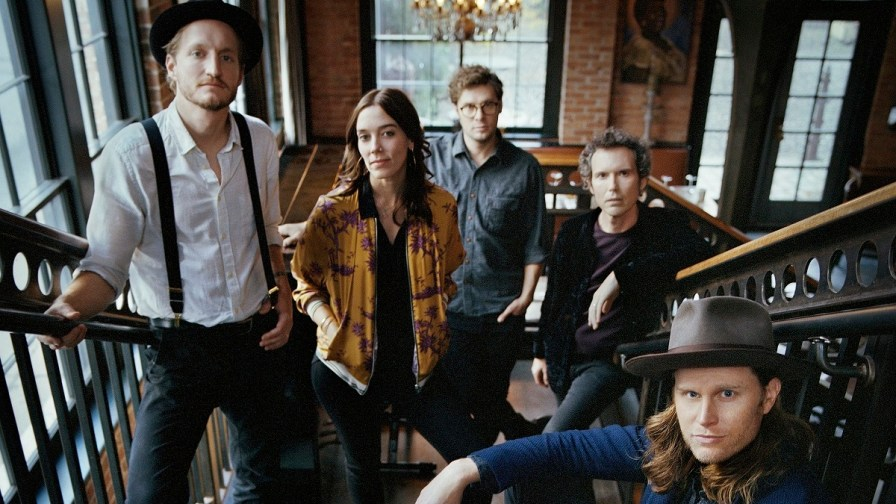 The Lumineers will play Hangout Fest in advance of their third album's September release. (contributed)