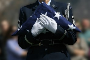 Learn more about the history and traditions of Memorial Day and how to honor all those who have served. (Getty Images)