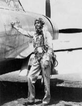 Portrait of Col. Benjamin O. Davis Jr., 1944. (U.S. Air Force, Wikipedia)