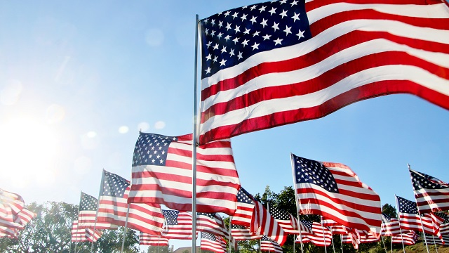 Flag Day busiest time of year for Homewood business