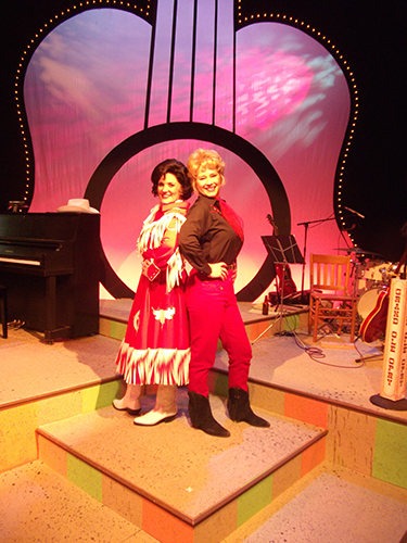 'Always...Patsy Cline' is underway through June 30 at Virginia Samford. (Contributed)