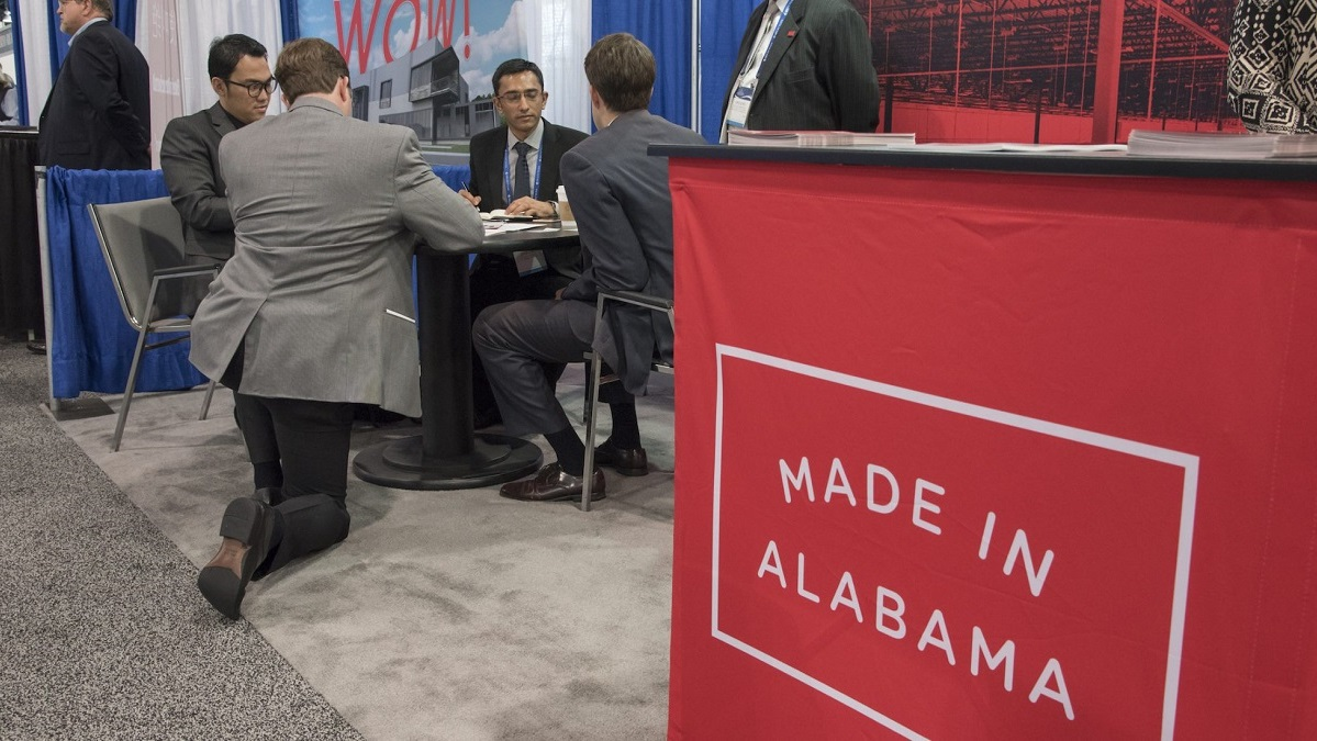 Alabama team targets international connections at SelectUSA Investment Summit