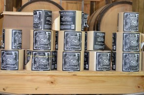 Gibson Distilling gets its name from a local man who was rumored to know a lot about moonshine. (Michael Tomberlin/Alabama NewsCenter)