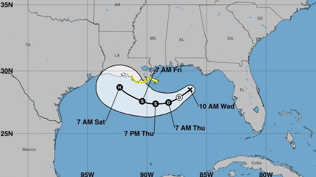 James Spann: Barry now predicted to become a hurricane