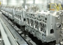 A new SmartStream CVVD engine will join these Hyundai currently produces at its new $388 million engine plant in Montgomery. (HMMA)