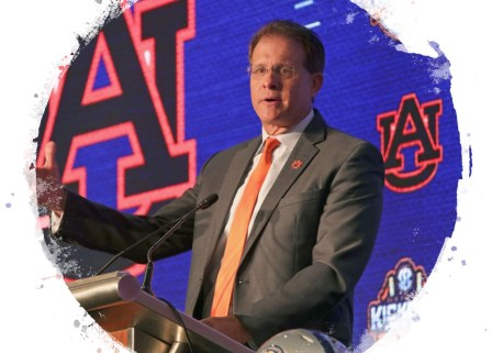 Auburn coach Gus Malzahn. (Alabama NewsCenter file)
