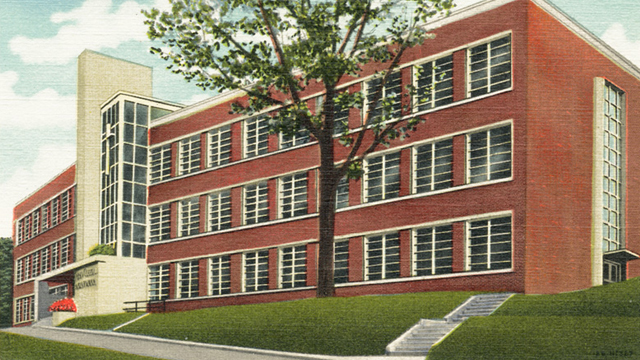 On this day in Alabama history: John Carroll Catholic High School opened