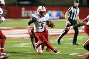 South Alabama running back Tra Minter has explosive potential. (Scott Donaldson/South Alabama Athletics)