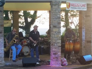 The Flashbacks Show Band will perform a variety of rock'n'roll, pop, R&B, soul and Motown music at City Lights & Stars on Sept. 13. (Caroline Kelly Buncick)
