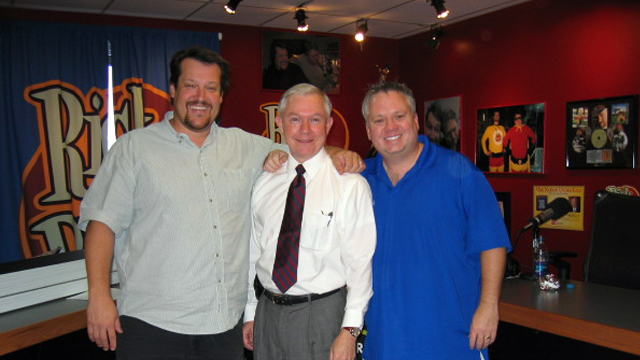 On this day in Alabama history: Nationally syndicated radio host Rick Burgess was born