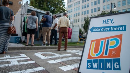 Special events are also scheduled at Upswing Birmingham. (Dennis Washington / Alabama NewsCenter)