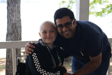 Smile-A-Mile brings a real summer camp experience to children fighting cancer. (contributed)
