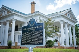 Holman House in Ozark is one of Alabama's most impressive historic homes. (Phil Free/Powergrams)