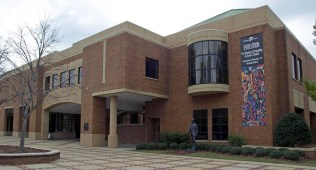 Birmingham Civil Rights Institute, 2011. (Chris Pruitt, Bhamwiki)