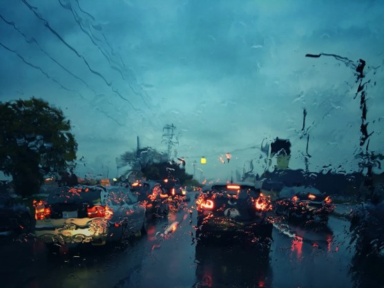 Rain is a larger factor in Alabama automobile crashes during the Christmas holidays than during the days around Thanksgiving. A major factor is people driving too fast for the conditions. (Getty Images)