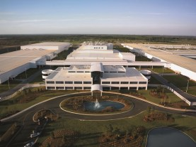 Hyundai has announced $1 billion in new capital investment in its Montgomery assembly plant in the past two years. The facility boasts a large network of suppliers in Alabama. (Hyundai)