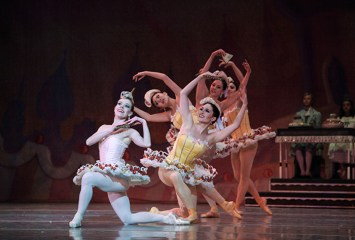 """The Alabama Ballet is one of only eight companies in the world licensed by The Balanchine Trust to perform """"The Nutracker."""" (Contributed)"""