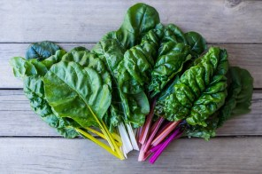 Dark leafy greens should be part of your everyday diet. (Getty Images)