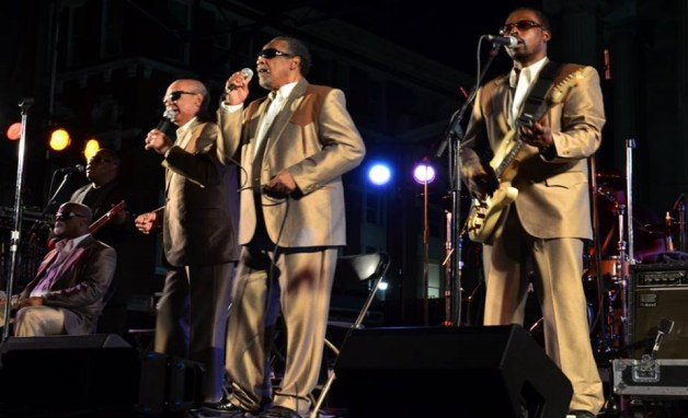 The Blind Boys of Alabama are one of many national acts who have performed at the Princess. (The Princess Theatre)