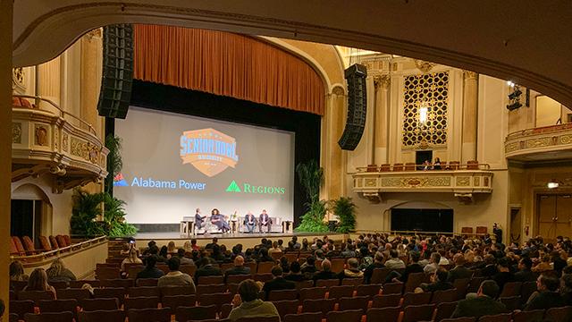 Alabama's Senior Bowl Summit inspires attendees