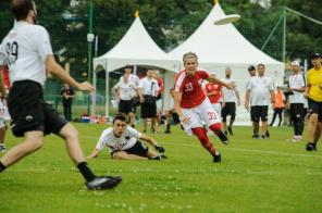 Ultimate flying disc was part of the last World Games in Poland in 2017. (The World Games)