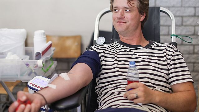 Need for blood donors to continue for weeks