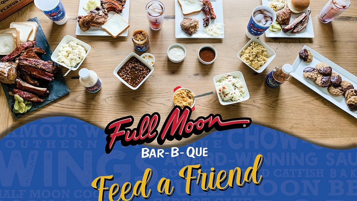 Full Moon Bar-B-Que Brings cheer, warm meal to Birmingham families