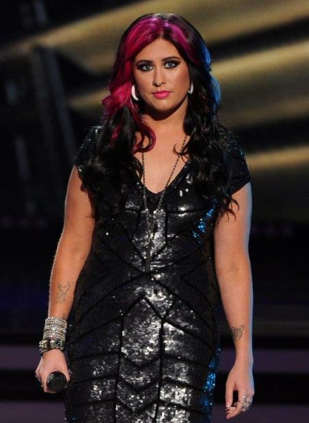 "Jessica Meuse from Slapout, Alabama, finished fourth on the 13th season of ""American Idol."" (Getty Images)"