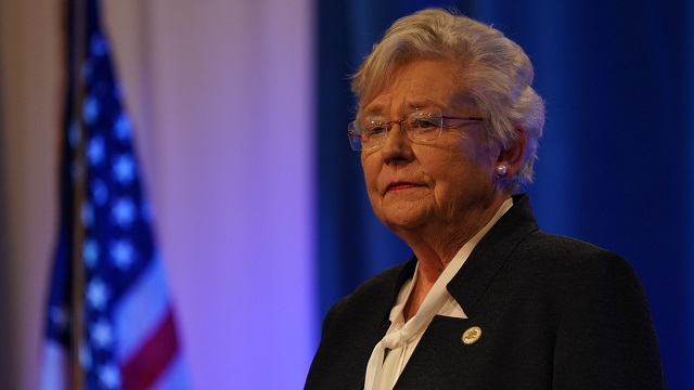 Gov. Kay Ivey issues new COVID-19 message to Alabama