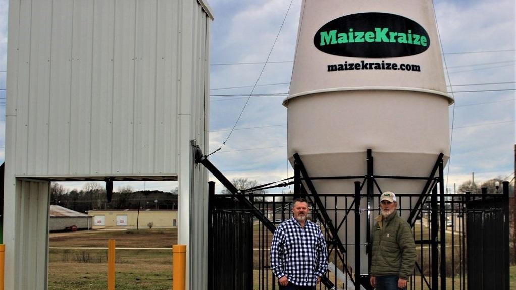 Maize Kraize: Lifelong friends invent genius farming device in Alabama