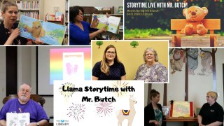 Mobile Public Library offers story time for kids during COVID-19 pandemic