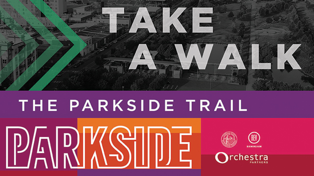Birmingham launches Parkside pop-up trail to support social distancing