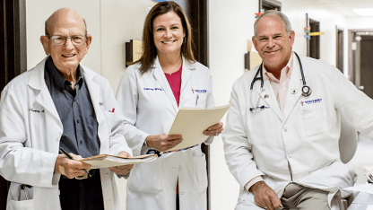 Victory Health Partners has been saving and improving people's lives in Mobile for 18 years. The nonprofit is among the organizations that have received funding through the Alabama Power Foundation's Elevate grants. (contributed)