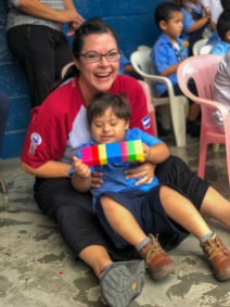 Bonnie George and her family have taken several mission trips to Central America with members of their church. (contributed)