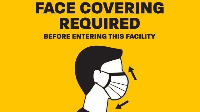 Alabama's most populous county to require face coverings indoors in most public spaces