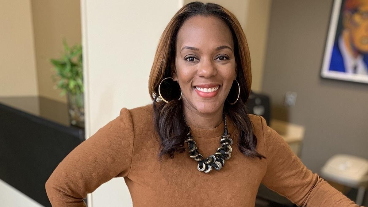 The ReBirth of Rashida Reese, entrepreneur and marketing specialist