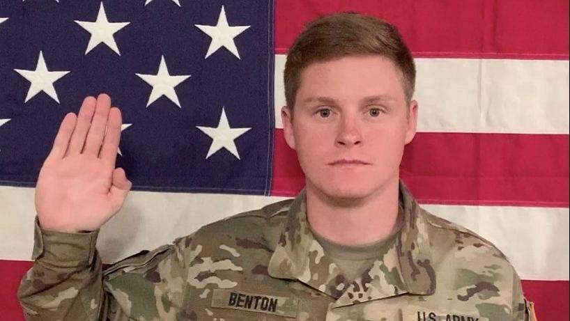 University of Alabama Army ROTC graduate chosen to represent all programs nationwide